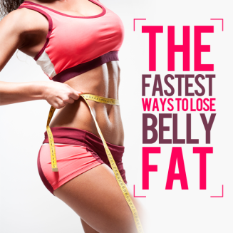 The-Quickest-Ways-to-Lose-Belly-Fat